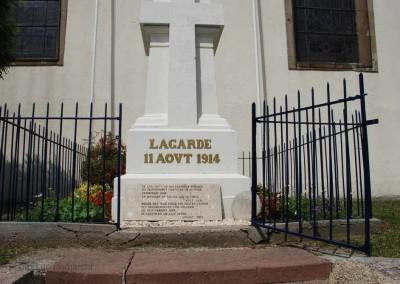 Lagarde en Moselle