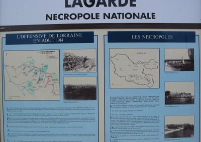 La Nécropole de Lagarde
