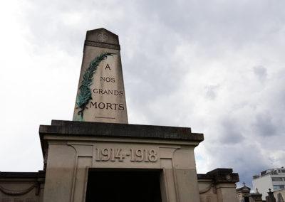 Monument aux Morts d'Ivry sur Seine